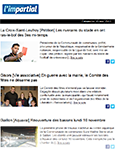 Newsletter L'Impartial
